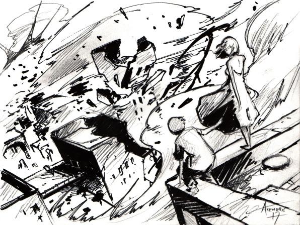 GROUPE - Destruction