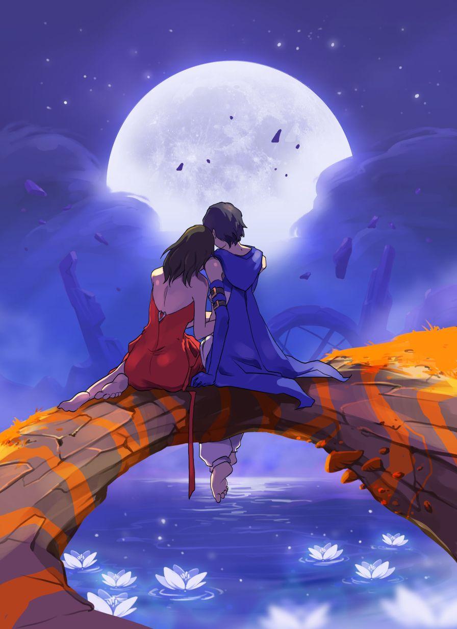 La nuit des amants