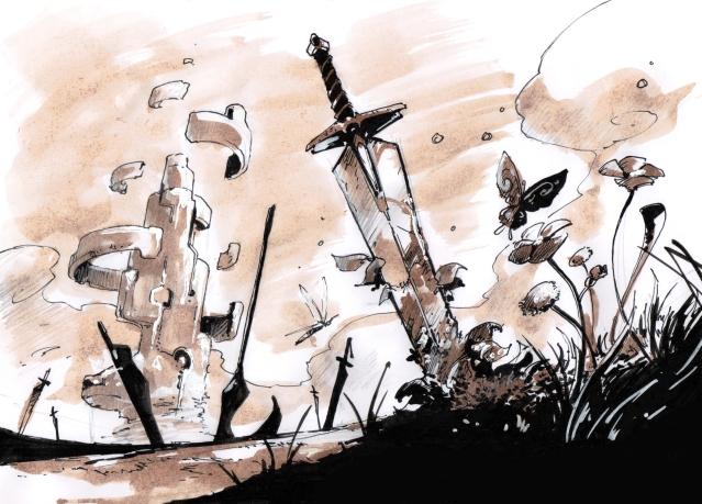 06_inktober_sword